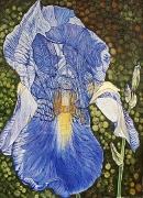 11) August 2017, Öl a.Lw., 80x60, Vincent`s Lilie